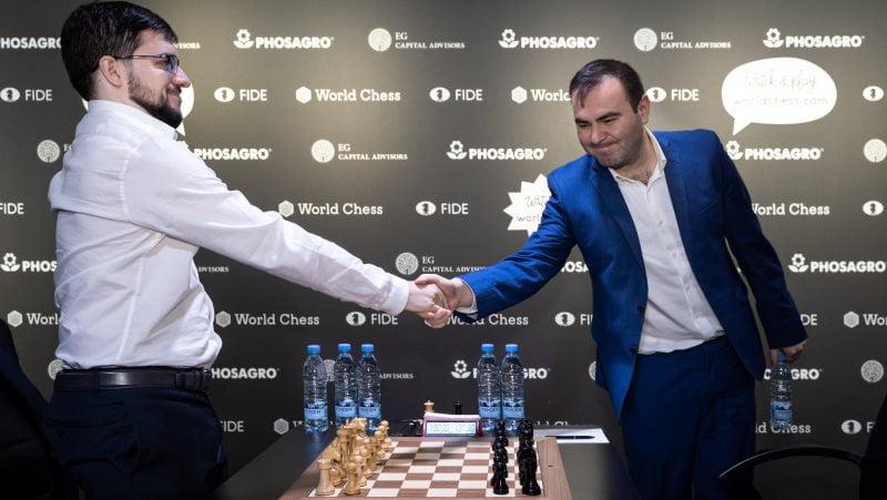 Grand Prix FIDE Riga 2019 finale Mamedyarov Vachier-Lagrave