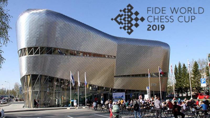 Coupe du Monde d'échecs FIDE 2019