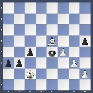 Diagramme échecs CapaKaspa 0004