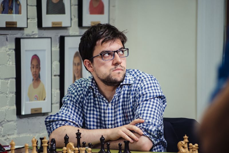 Sinquefield Cup 2019 ronde 10 Maxime Vachier-Lagrave