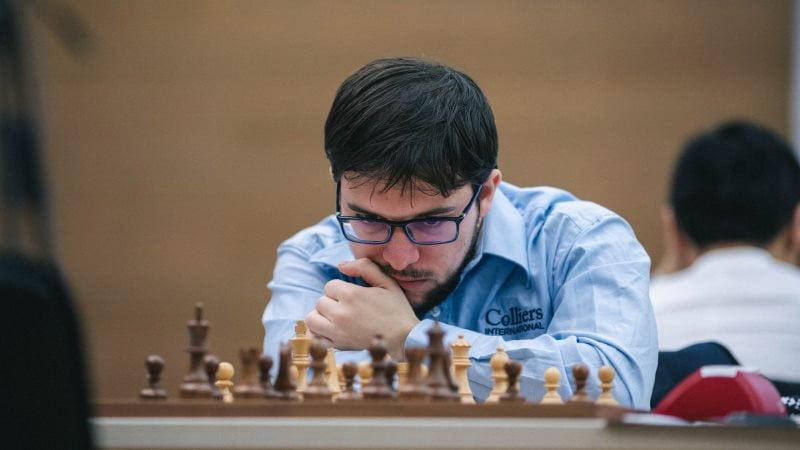 Coupe du Monde échecs FIDE 2019 ronde 4
