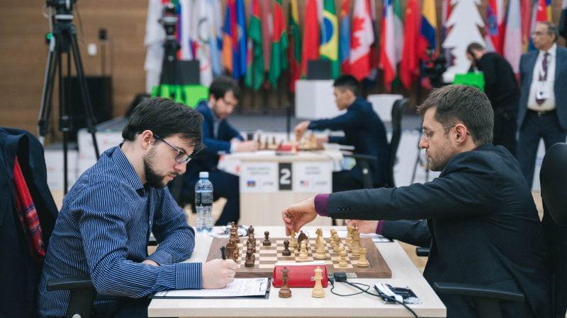 Coupe du Monde échecs FIDE 2019 ronde 5