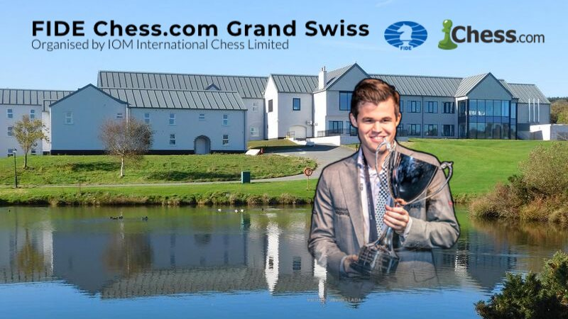 FIDE Grand Swiss 2019 Isle of Man