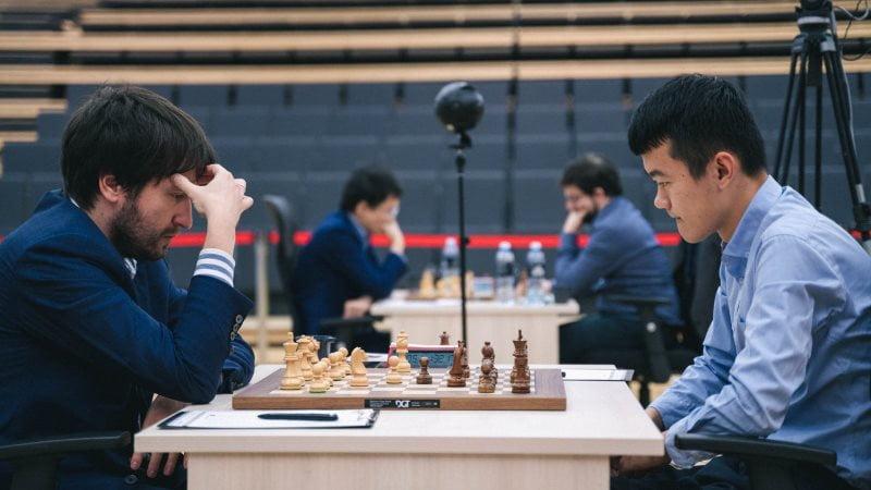 Coupe du Monde échecs FIDE 2019 Finale