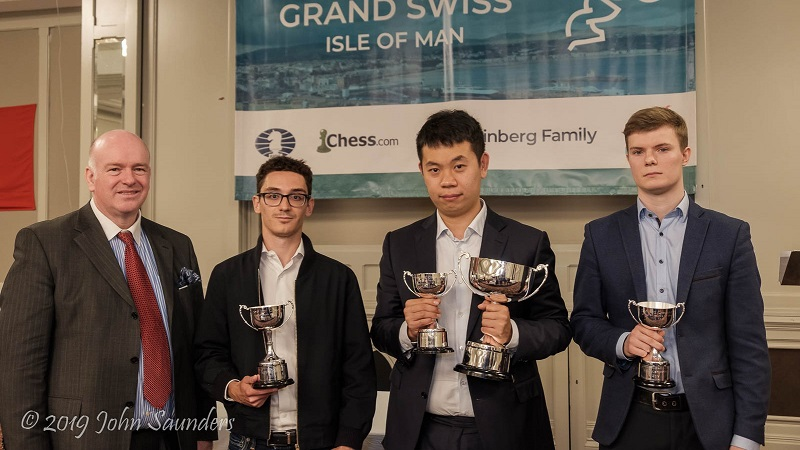 Wang Hao remporte le FIDE Chess.com Grand Swiss