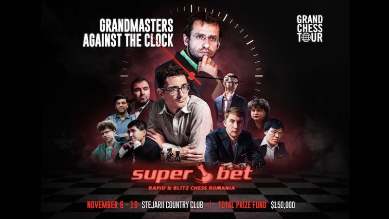 Superbet Rapid & Blitz Grand Chess Tour 2019