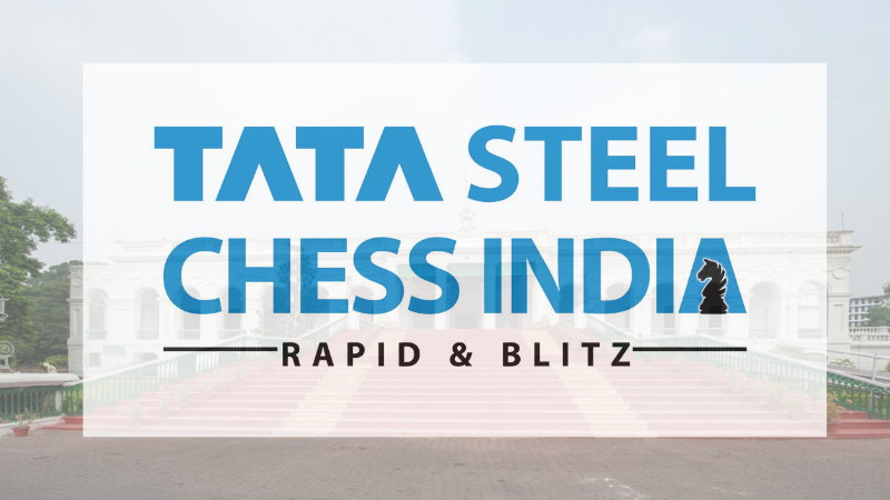 Tata Steel India Grand Chess Tour 2019