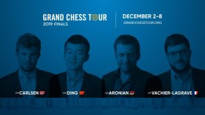 Finales Grand Chess Tour 2019 London Chess Classic