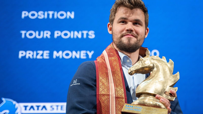 magnus-carlsen-vainqueur-tata-steel-chess-india-rapid-blitz-2019
