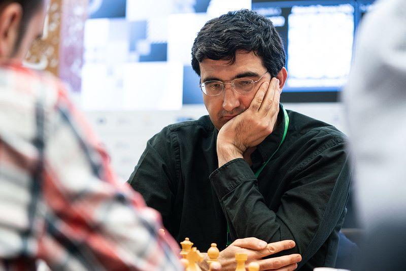 Championna du Monde Blitz 2019 Vladimir Kramnik