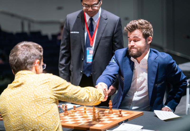 Magnus Carlen Finale Grand Chess Tour 2019