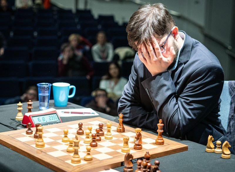 Maxime Vachier-Lagrave finale Grand Chess Tour 2019