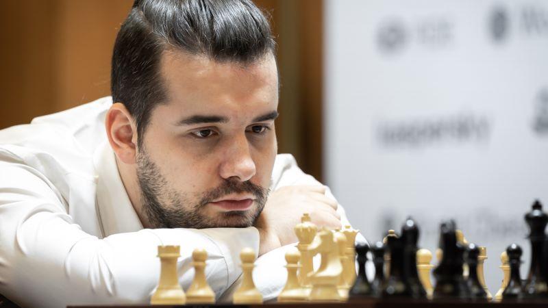 Nepomniachtchi vainqueur Grand Prix Jérusalem