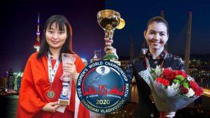 Championnat du Monde d'échecs féminin 2020