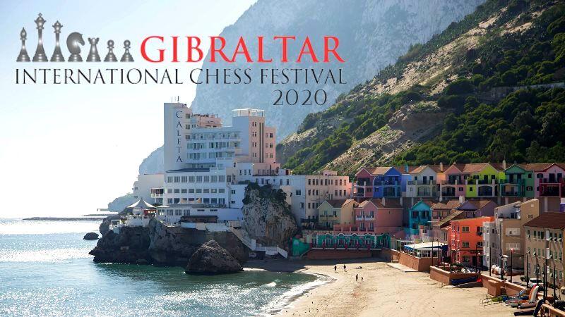 Festival d'échecs de Gibraltar 2020