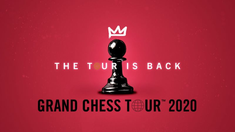 Programme et participants du Grand Chess Tour 2020
