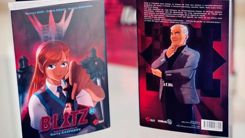 Manga Blitz tome 2