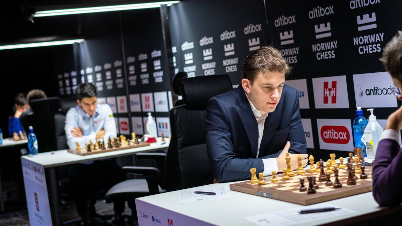 Norway Chess 2020 ronde 3