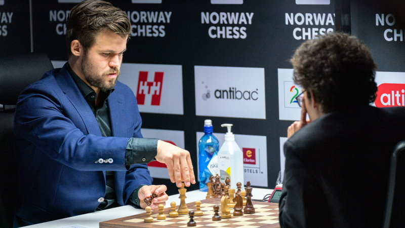 Norway Chess 2020 ronde 4