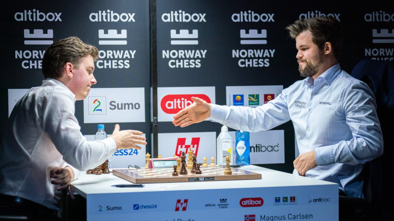 Norway Chess 2020 ronde 5