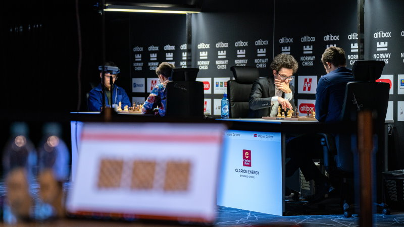 Norway Chess 2020 ronde 7