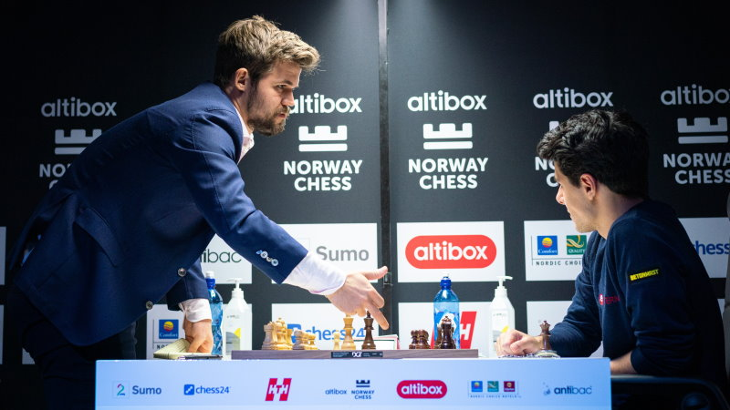 Norway Chess 2020 ronde 8
