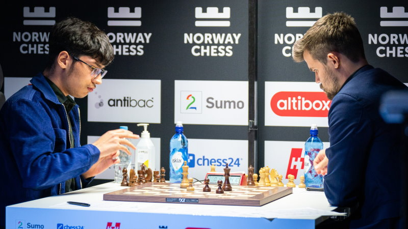 Norway Chess 2020 ronde 9