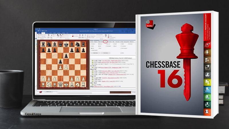 ChessBase 16 décortique les ouvertures