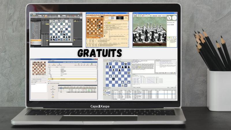 Meilleurs jeu d'échecs gratuits pour ordinateur