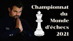 Championnat du Monde d'échecs 2021
