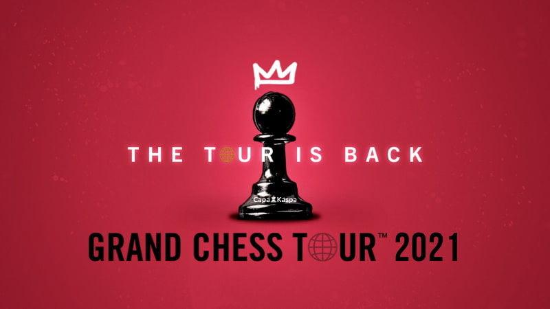 Grand Chess Tour 2021 Programme et participants