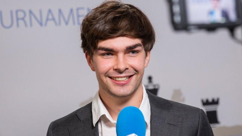 Jorden Van Foreest remporte le Tata Steel Chess 2021