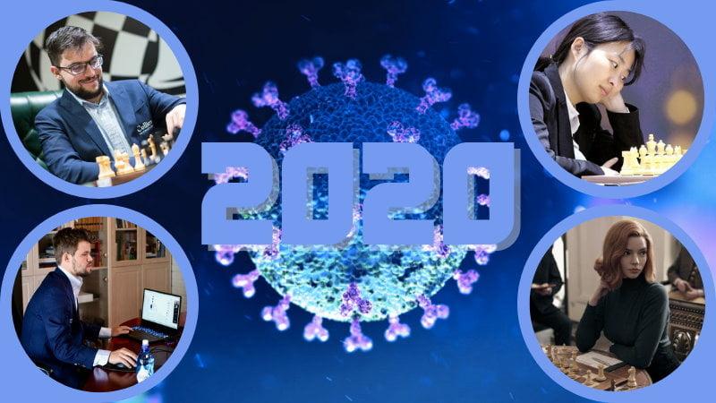 Rétro 2020 Année extraordinaire pour les échecs