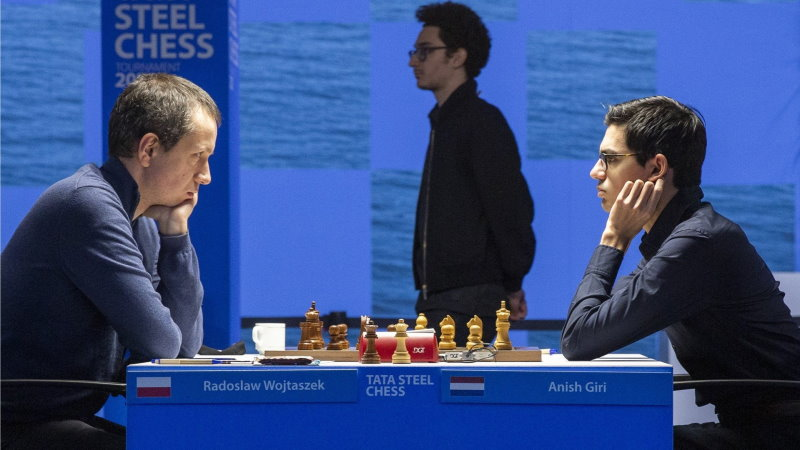 Tata Steel Chess 2021 ronde 10