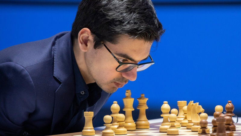 Tata Steel Chess 2021 Ronde 12