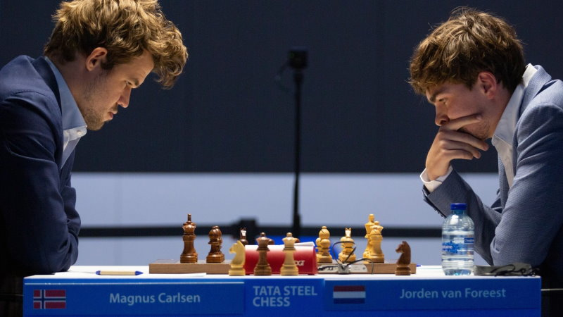 Tata Steel Chess 2021 ronde 4