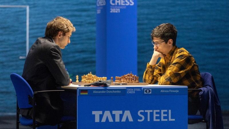 Tata Steel Chess 2021 ronde 6