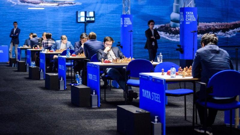 Tata Steel Chess 2021 ronde 7