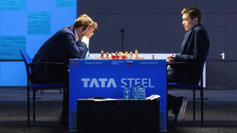 Tata Steel Chess 2021 ronde 8