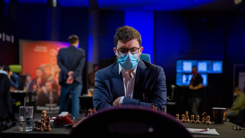 Superbet Chess Classic 2021 Ronde 1 - Maxime Vachier-Lagrave
