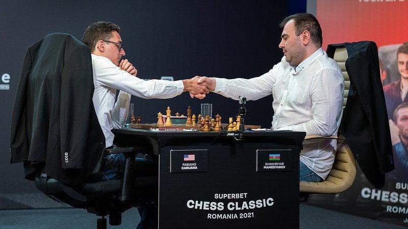 Superbet Chess Classic 2021 ronde 7
