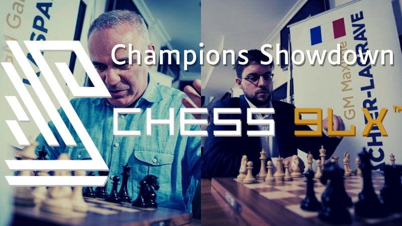 Champions Showdown 2021 Chess 960