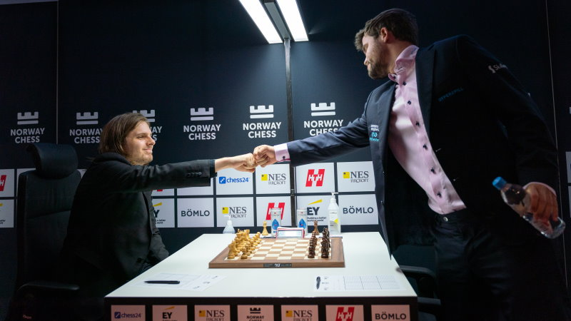 Norway Chess 2021 ronde 3