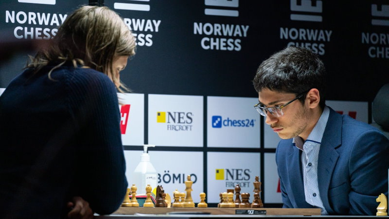Norway Chess 2021 ronde 4
