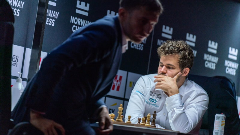 Norway Chess 2021 ronde 5