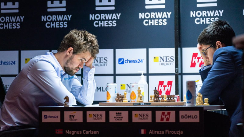 Norway Chess 2021 ronde 6