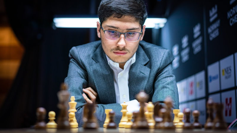 Norway Chess 2021 ronde 7