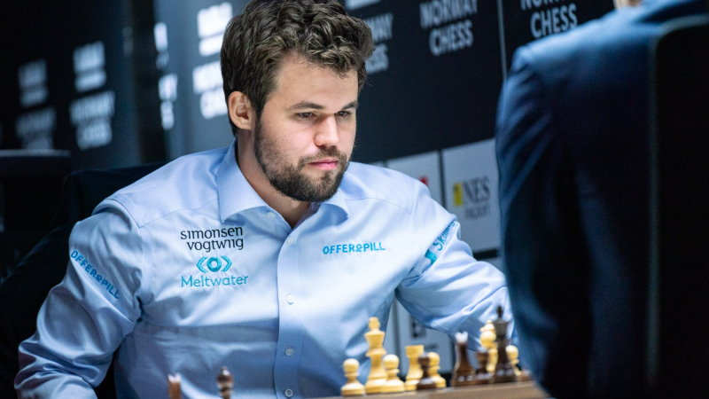 Norway Chess 2021 ronde 9